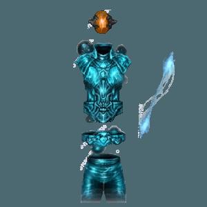 Diablo 3 Inna's Grandeur look (icons)
