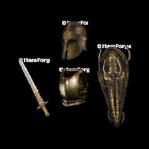 Diablo 2 Isenhart's Armory look (icon)