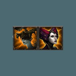 Diablo 3 Boss Kill look (icon)