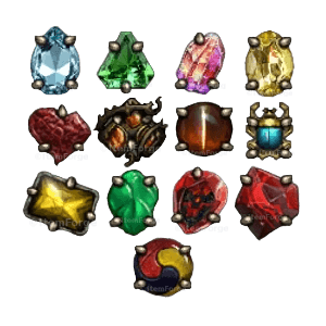 Diablo 3 Augmentation look (icon)