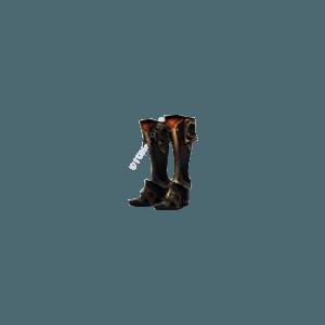 Diablo 3 Marauder's Treads look (icon)