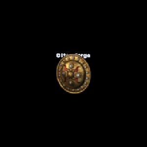 Diablo 2 Pelta Lunata look (icon)