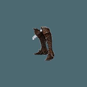 Diablo 3 Pestilence Battle Boots look (icon)
