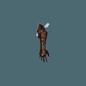 Diablo 3 Pestilence Gloves look (icon)