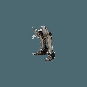 Diablo 3 Rathma's Ossified Sabatons look (icon)
