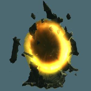 Diablo 3 Rift Clear look (icon)