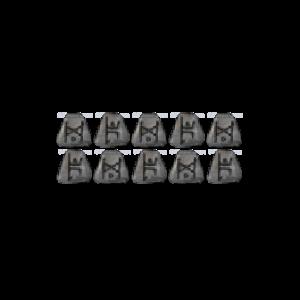 Diablo 2 10 Runes look (icon)