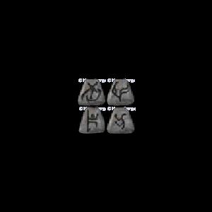 Diablo 2 Runes for COH look (icon)