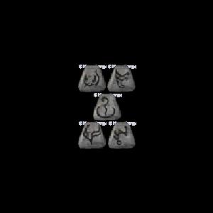 Diablo 2 Runes for CTA look (icon)