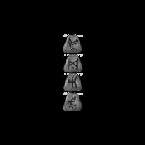 Diablo 2 Runes for Faith look (icon)