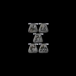 Diablo 2 Runes for Grief look (icon)