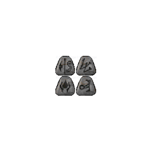 Diablo 2 Runes for HOTO look (icon)