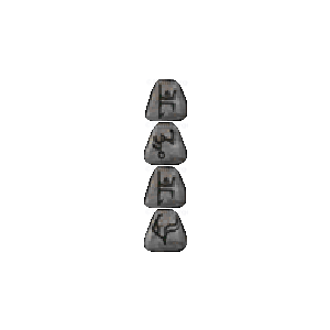 Diablo 2 Runes for Infinity look (icon)