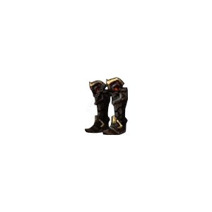 Diablo 3 Sabatons of Akkhan look (icon)