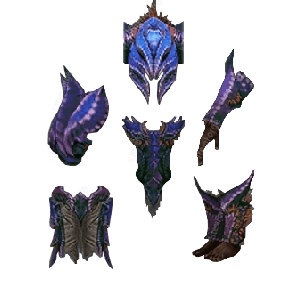 Diablo 3 Spirit of Arachyr look (icons)