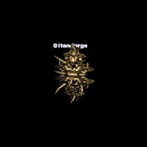 Diablo 2 Swordback Hold look (icon)