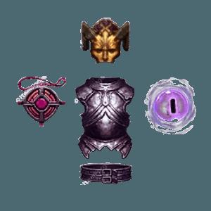 Diablo 3 Tal Rasha's Sacrifice look (icon)
