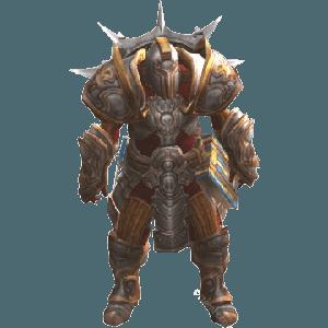 Diablo 3 Templar look (gear)
