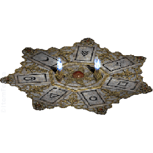 Diablo 2 Waypoints look (icon)