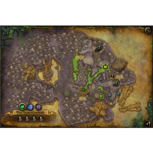 WoW World Quests (Screenshot)