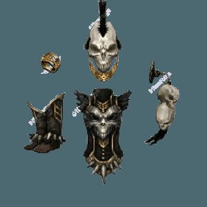 Diablo 3 Zunimassa's Whispers look (ikon)