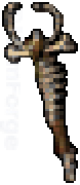 Diablo 2 Arm of King Leoric look (icon)