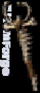 Diablo 2 Boneshade look (icon)