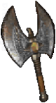 Diablo 2 Boneslayer Blade look (icon)